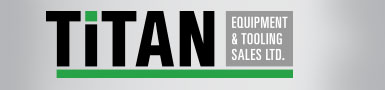 Titan Equipment and Tooling Sales LTD.